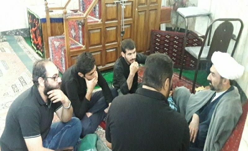 برنامه ریزی های مسجد
