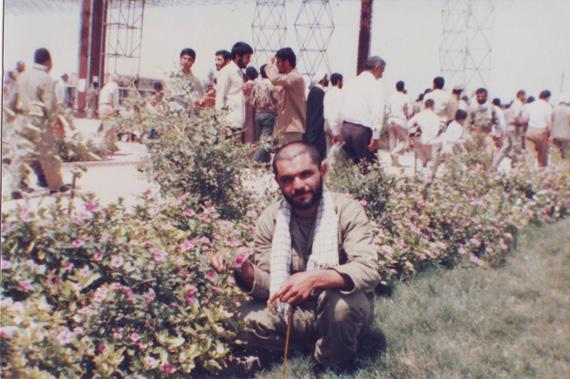 تصاویر کمتر دیدهشده از شهید علیاکبر میرزائی