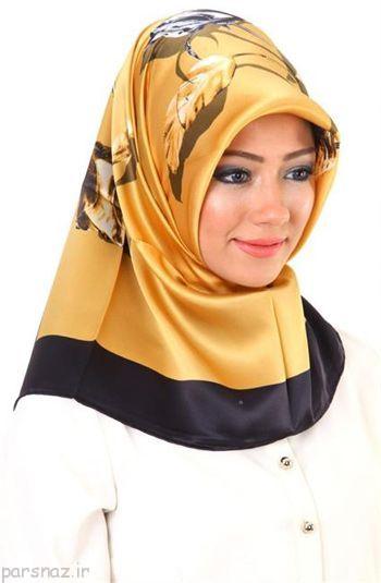 مدل های روسری جدید ترکیه ای و اسلامی , مدل لباس
