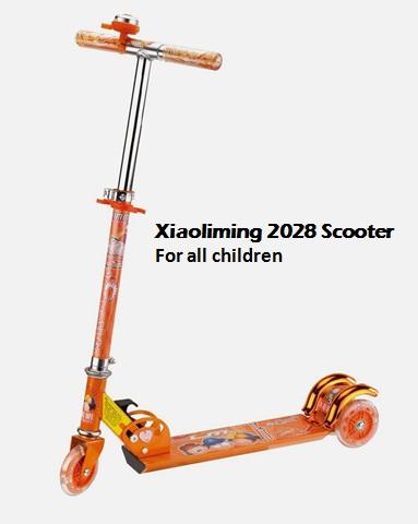 اسکوتر 3 چرخ Xicoliming 2028