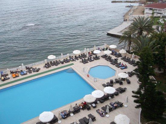 تور ترکیه با اقامتگاه ساحلی یاسمین ریزورت