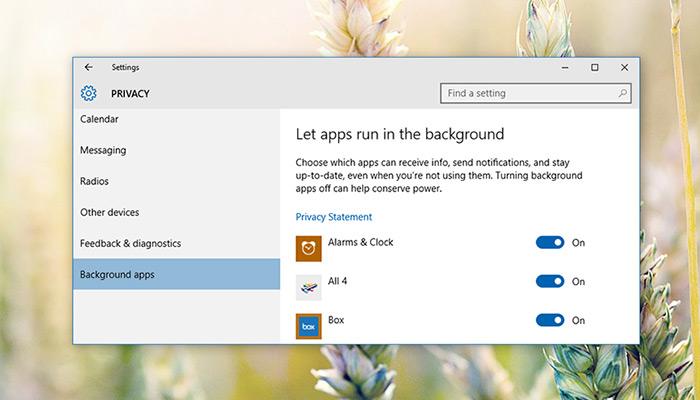 افزایش سرعت ویندوز, افزایش سرعت ویندوز 10, ترفند ویندوز 10, قابلیتهای ویندوز 10, ویندوز 10, Microsoft ,Software ,universal ,operating system, windows 10