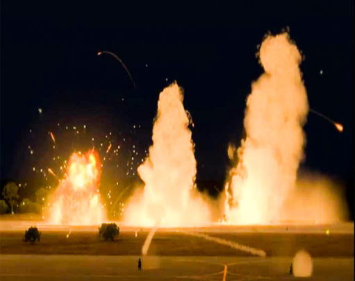 مود تغییر افکت انفجارها و گلوله ها در Arma 3