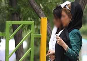 روش های نوین بدحجابی در تهران , اجتماعی