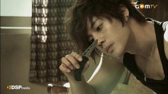 Kim Hyun Jonng in Solo Collection