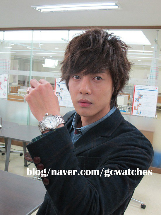 Kim Hyun Joong - Sponsored things