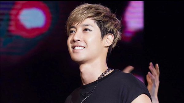 [Voice] Kim Hyun Joong Japan Mobile Site Update [2016.03.23]