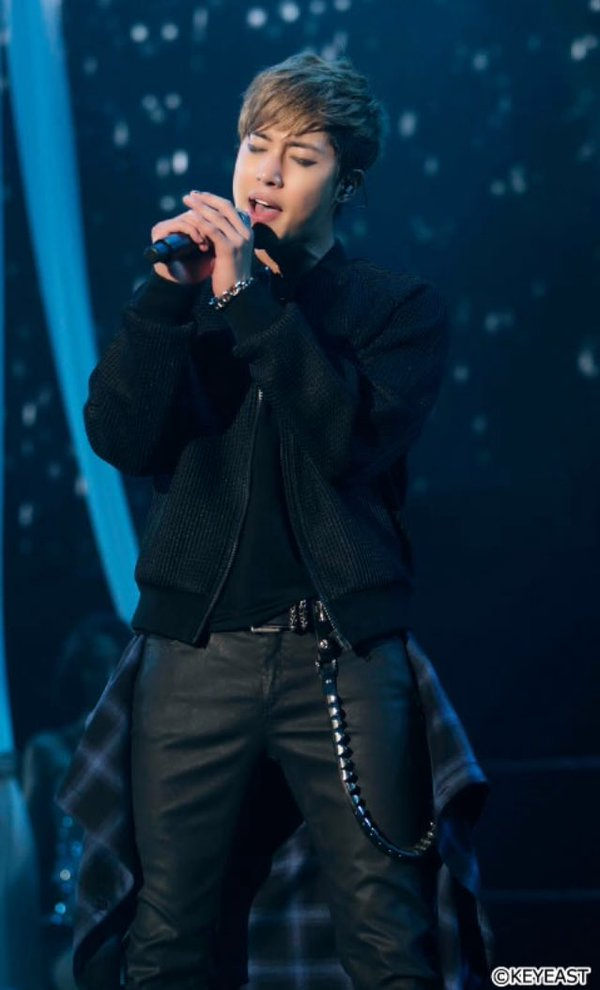 [Photo] Kim Hyun Joong Japan Mobile Site Update [2016.03.30]