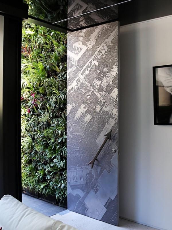 طرح مدرن درب