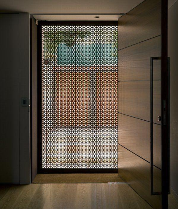 طراحی درب های ورودی شیک