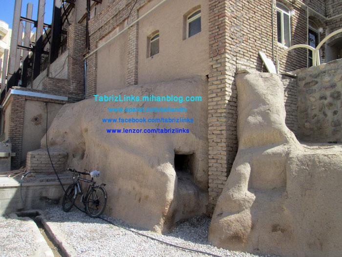 محوطه گورستان