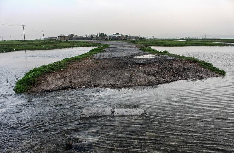 تخریب سیل در 13 استان + تصاویر , حوادث