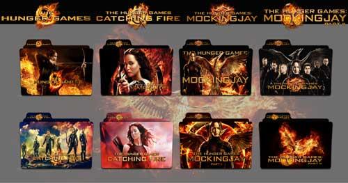 خرید فیلمهای The Hunger Games
