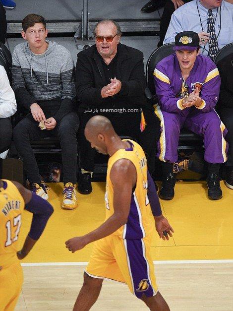 آخرین بازی کوبی برایانت در NBA