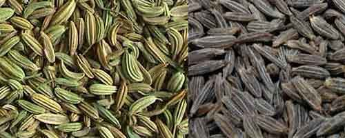 Iran Cumin (Green , Black)