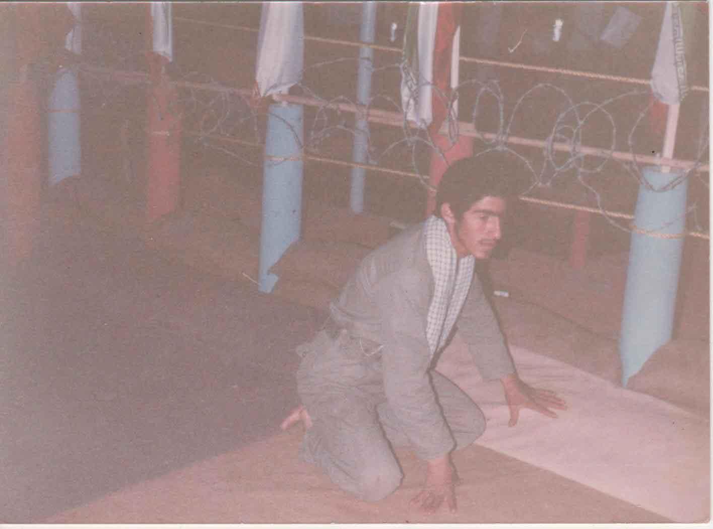 شهید عزیز سلیم نژاد