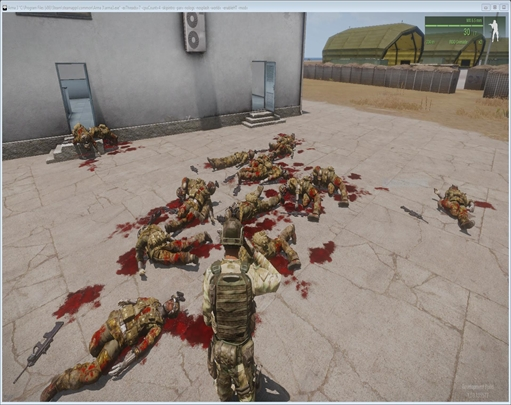 دانلود مود BloodLust(خون) جدید برای Arma3(آپدیت شد)