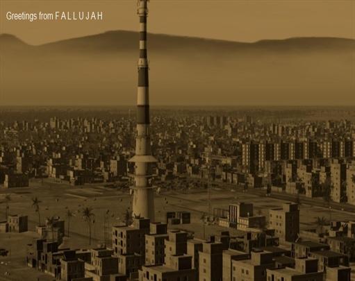 مود شهر Fallujah برای Arma3