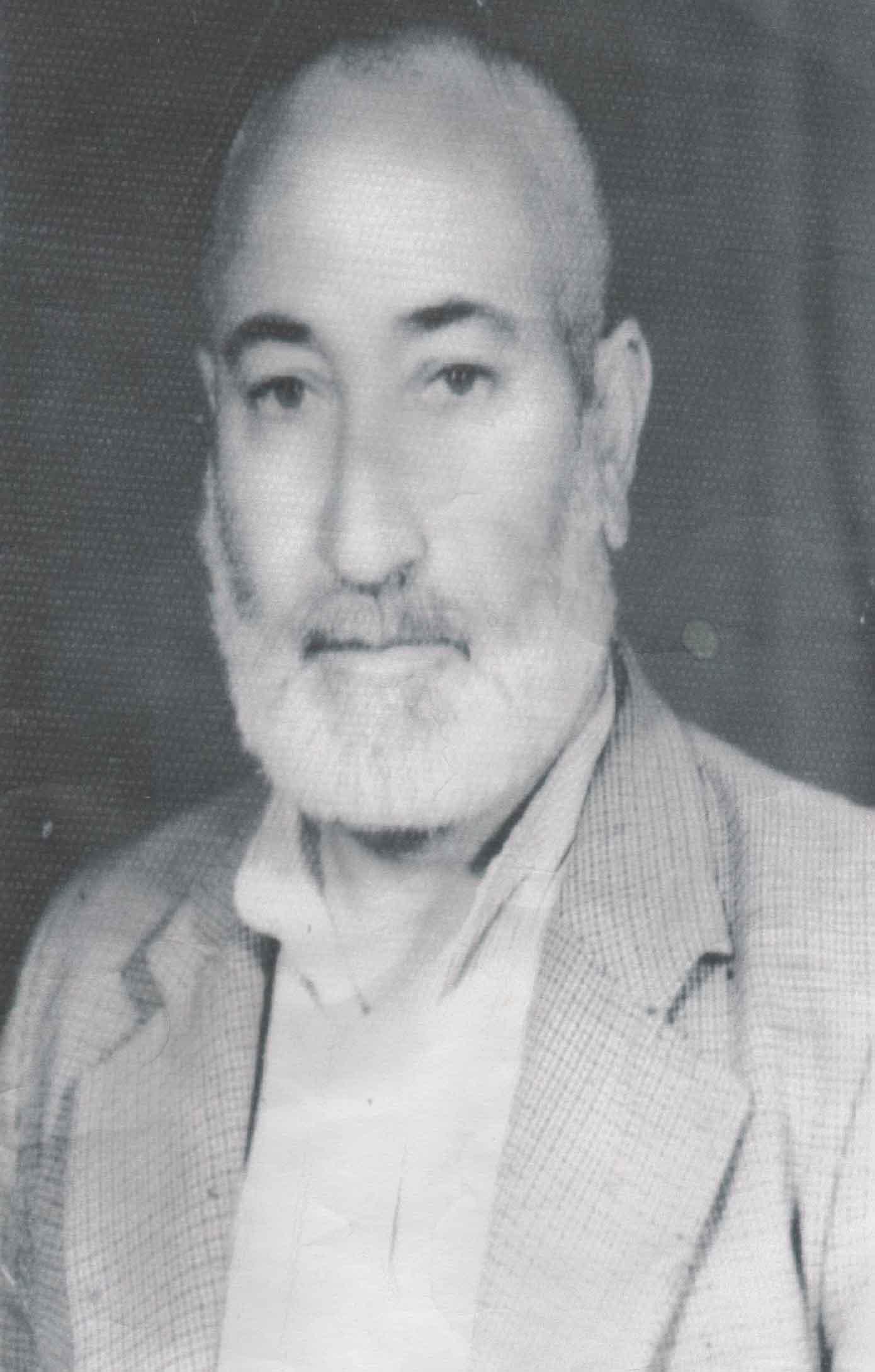 مرحوم حاج اکبر ابراهیمی