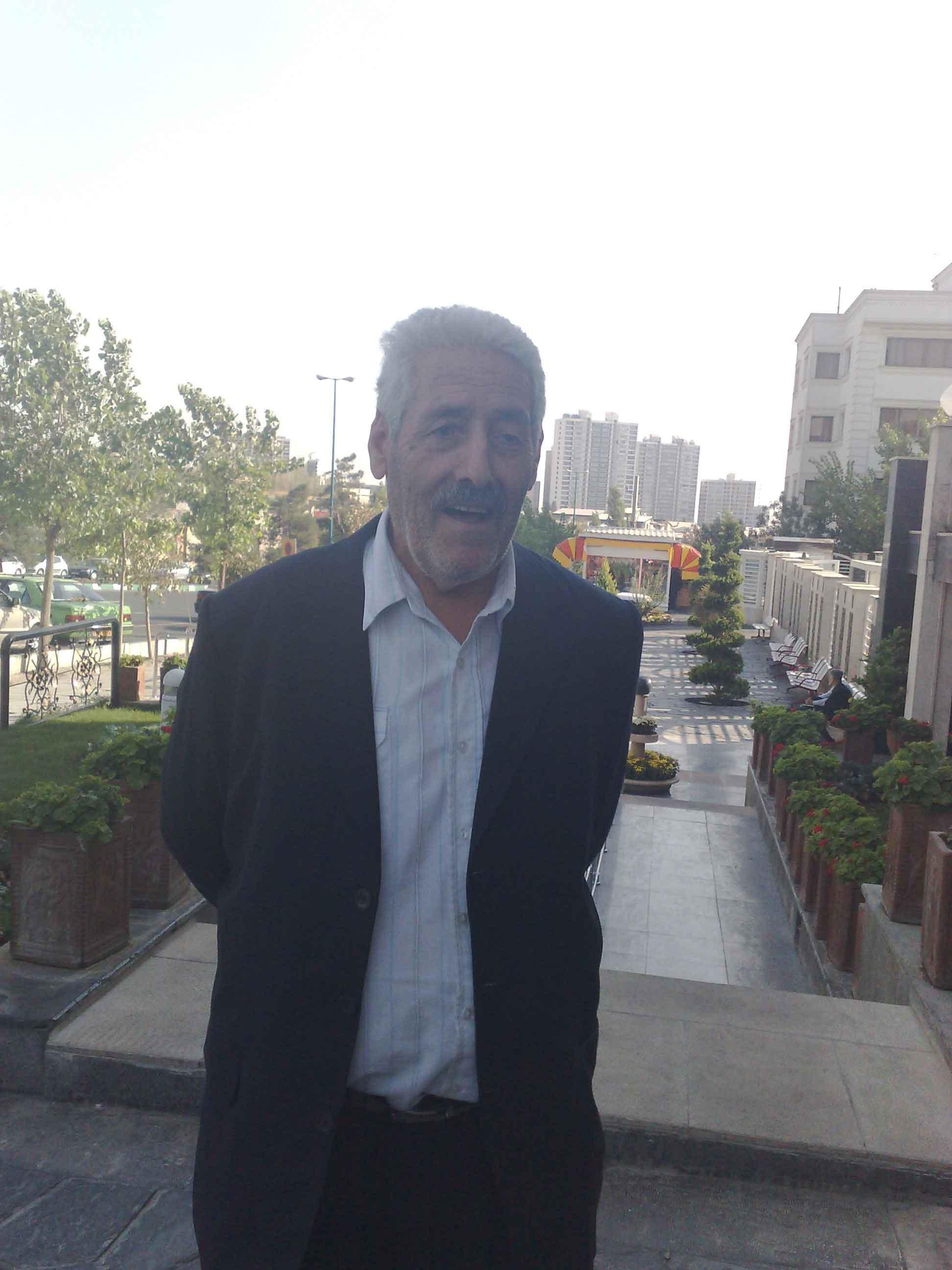 مرحوم حاج علی عبدی