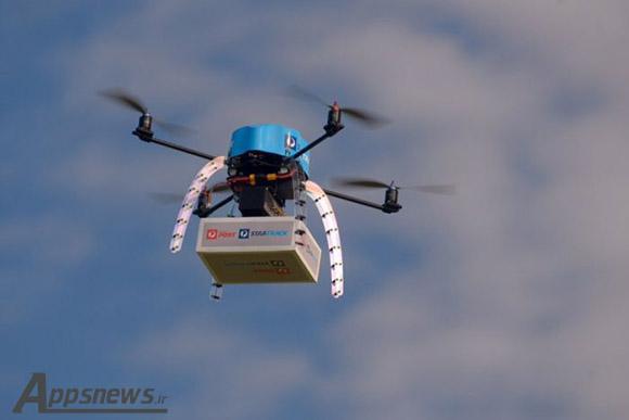 استرالیا ارسال آزمایشی بسته های پستی توسط پهپادها را آغاز کرد