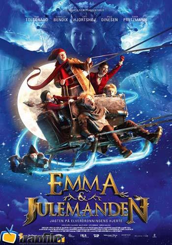 دانلود فیلم Emma & Julemanden