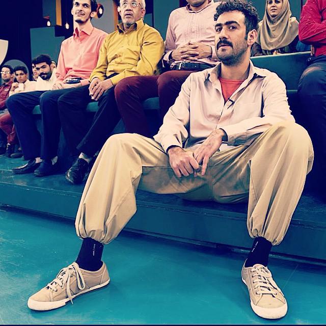 عکس جدید نیما شعبان نژاد بازیگر خندوانه