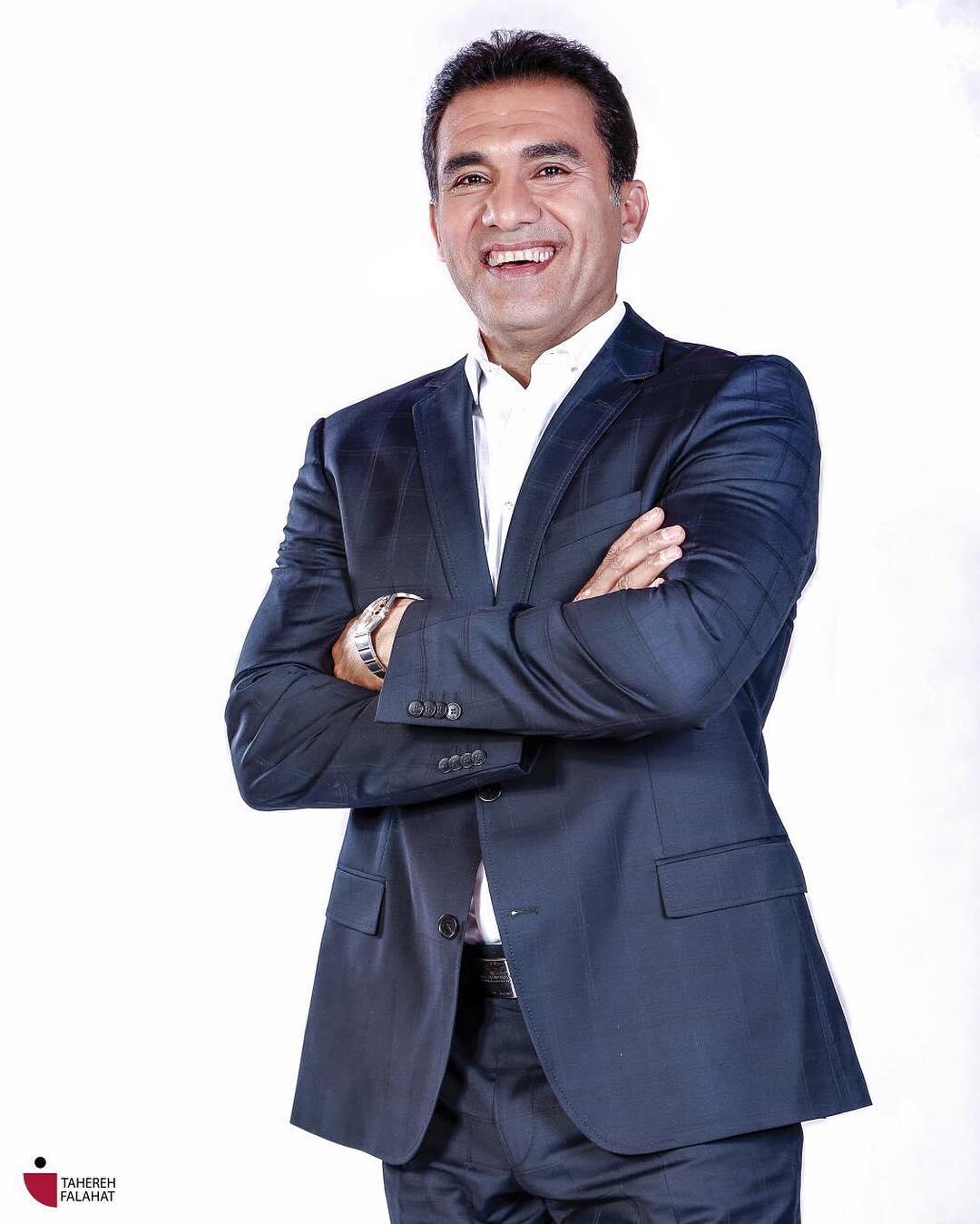 احمد رضا عابدزاده در برنامه خندوانه