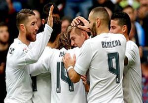 نتیجه رئال مادرید رایووایکانو شنبه 4 اردیبهشت 95+خلاصه بازی و گلها