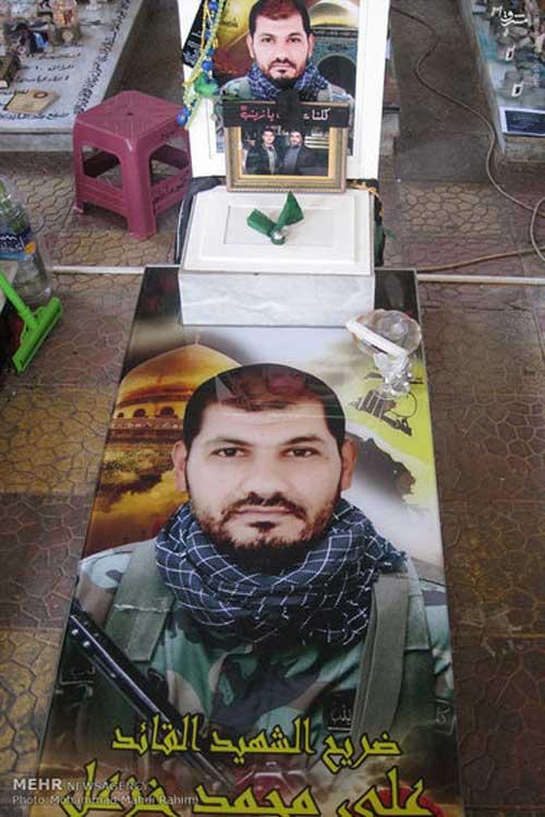 شهدای مدافع حرم حزب الله لبنان