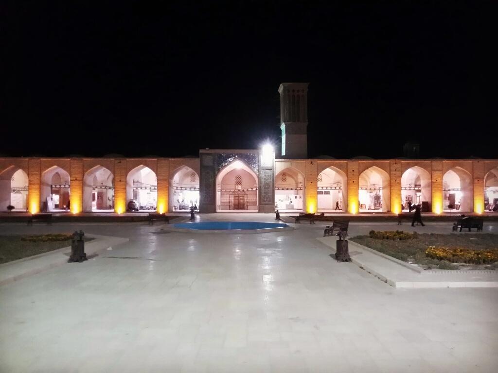 میدان تاریخی گنجعلیخان کرمان