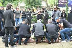 درگیری بر سر مزار مهرداد اولادی , اخبار ورزشی