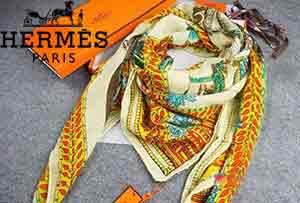 مدل های جدید روسری هرمس Hermes برای بهار 2016 , مدل لباس