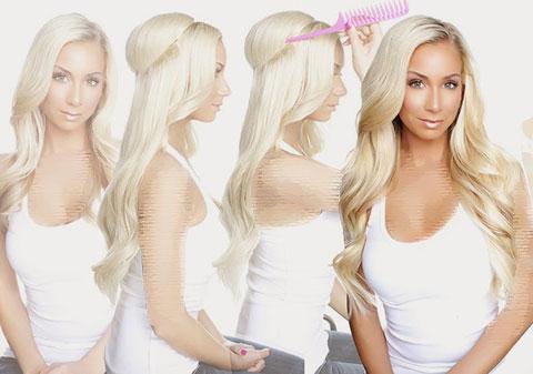 خرید هایلایت مخفی موی