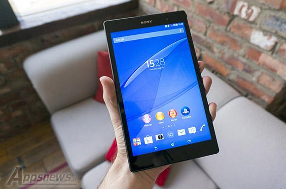 اندروید مارشمالو 6 برای Z3 Tablet Compact عرضه شد