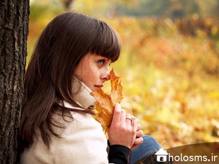 عکس دختر تنها - هلو اس ام اس - 8