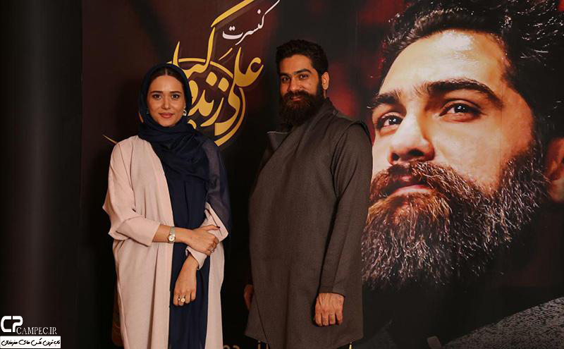 پریناز ایزدیار و علی زند وکیلی