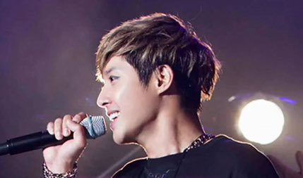 [Voice] Kim Hyun Joong Japan Mobile Site Update [2016.04.27]