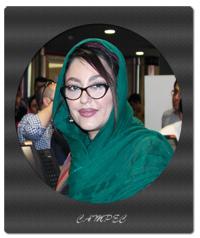 شقایق فراهانی در پرديس سينمايي كورش