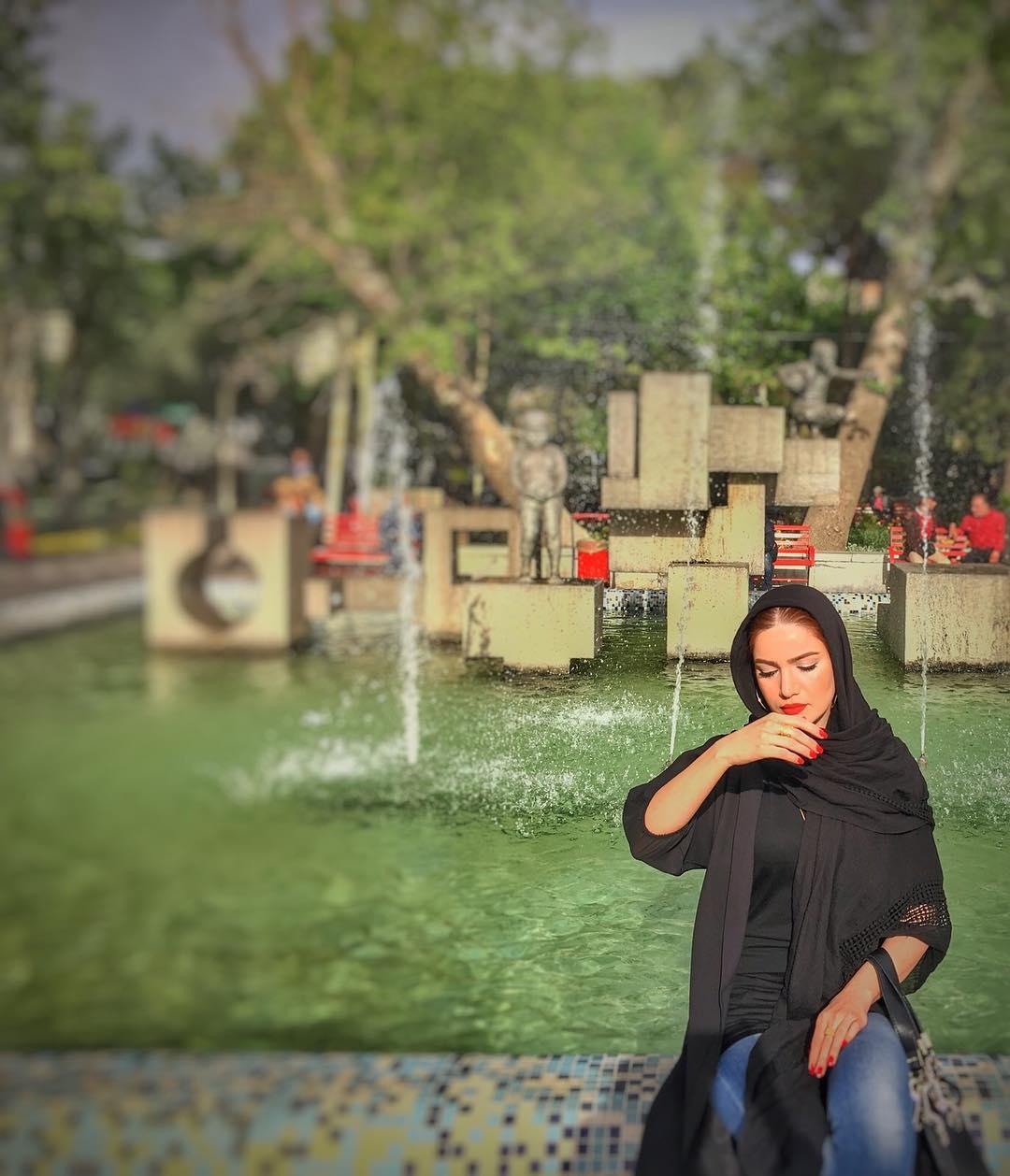 عکس شخصی متین ستوده