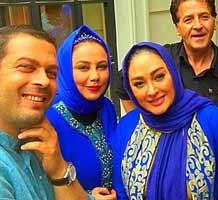 سریال روزهای بیقراری با حضور الهام حمیدی , تائتر وتلویزیون