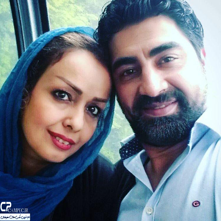 محمد رضا علیمردانی و همسرش
