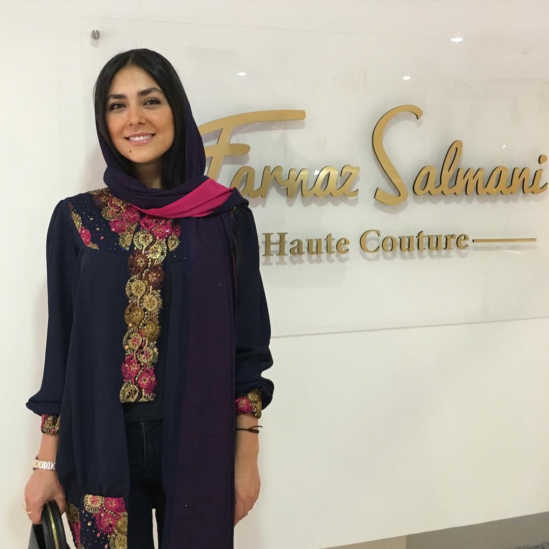 عکسهای شخصی و جدید هدی زین العابدین+بیوگرافی