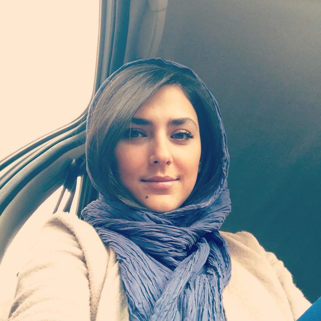عکس شخصی هدی زین العابدین