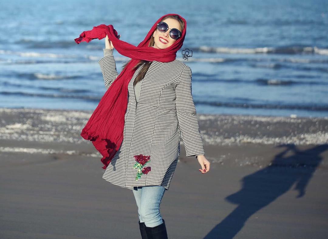عکس جدید و زیبای الناز حبیبی