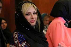 عکس چهره جذاب نیوشا ضیغمی در 23 سالگی اش , چهره های ایرانی