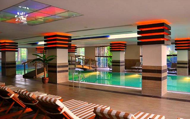 معرفی هتل پنج ستاره مدر ریزورت آنتالیا