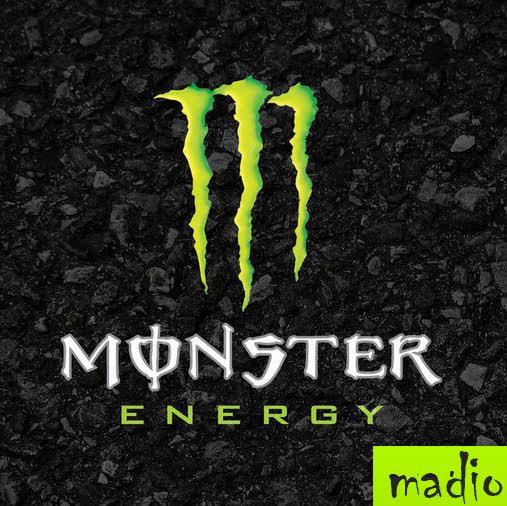 دانلود اهنگ Madio به نام Monster Energy