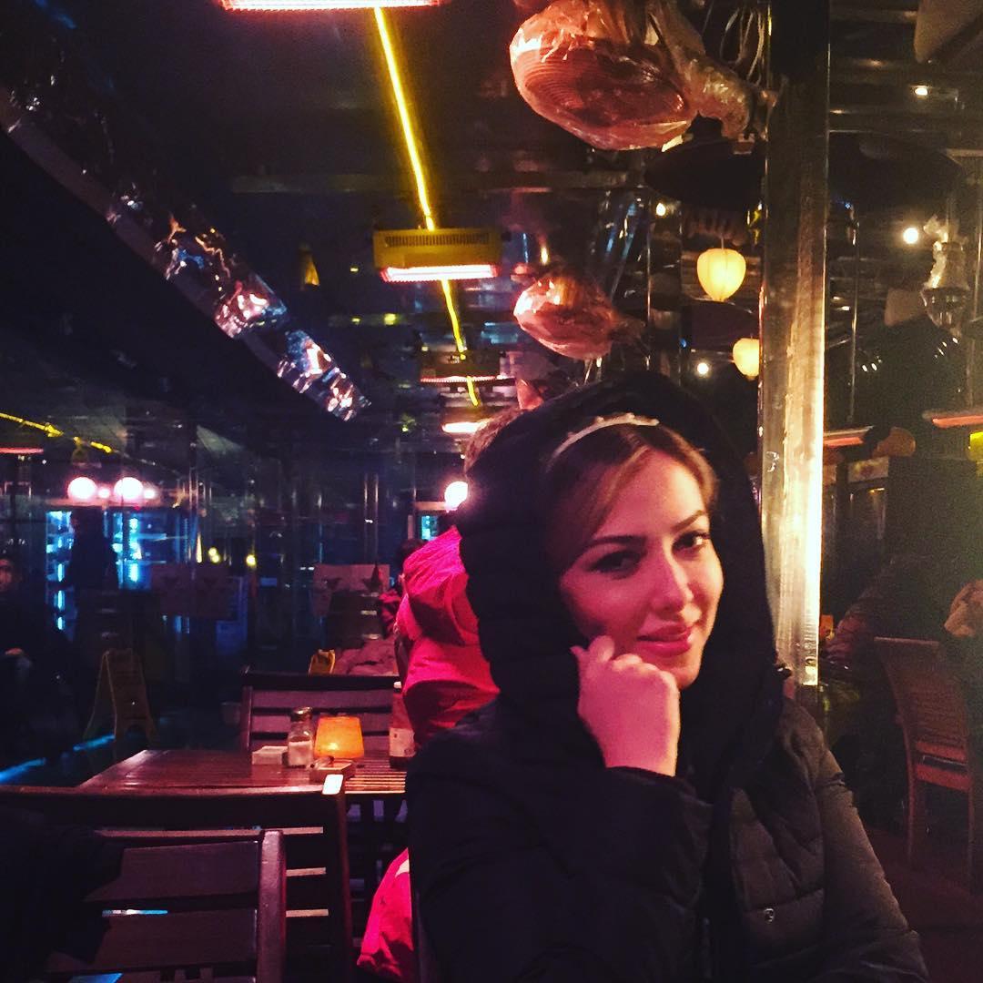 عکس شخصی لیلا اوتادی