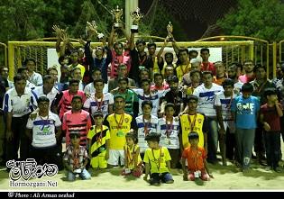 پایان دومین دوره المپیاد ورزشهای ساحلی خلیجفارس